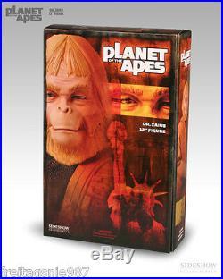 PLANET OF THE APES DR ZAIUS 30cm figure ltd 4000 Sideshow