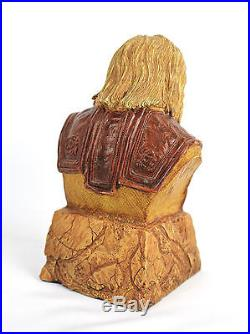 PLANET OF THE APES Dr. Zaius Bust by SOTA from'02 #196 RARE POTA Collectible