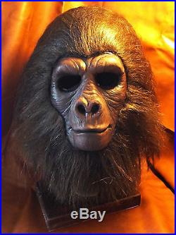 PLANET OF THE APES LATEX MASK fully wearable