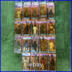 PLANET OF THE APES Medicom Toy Figure 19 Set Lot Bulk Sale UNOPENED