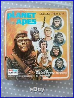 Palitoy Bradgate / Mego'galen' Planet Of The Apes Carded Original Figure 1974