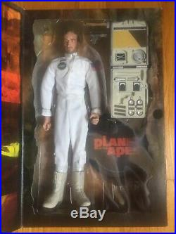 Planet Of Apes Astronaut Taylor Sideshow Exclusive 1/6 Figure NEW NRFB MISB