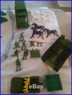 Planet Of The Apes 1967 Playset