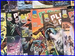 Planet Of The Apes #1-29 Marvel Comic Books