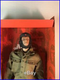 Planet Of The Apes 1/6 Action Figure Medicom Che Guavara Rebel Ape. Cornelius