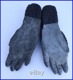 Planet Of The Apes 2001 Lotbattle Helmet, Feet, Leg Armor, Shin Armor+more Coa