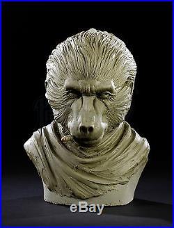 Planet Of The Apes (2001) Rick Baker Auction Ape Bust Maquette