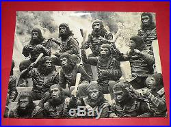 Planet Of The Apes 70 James Franciscus Kim Hunter Maurice Evans Exyu Lobby Cards