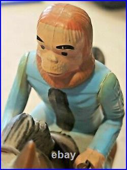 Planet Of The Apes Azrak Hamway AHI GALLOPING ZAIUS -1970's Working! - RARE