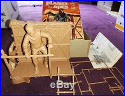 Planet Of The Apes Cesar addar Model Kit No. 106