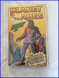 Planet Of The Apes Colorforms Adventure Set 1967-Factory Sealed Look beautiful