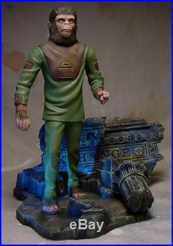 Planet Of The Apes Cornelius Model Professional Build & Paint Pota