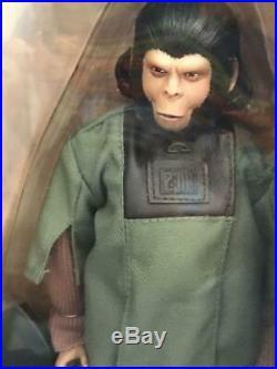 Planet Of The Apes Cornelius Zila 12inch Action Figure SIDESHOW 2-piece set