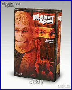 Planet Of The Apes DR ZAIUS muñeco 30cm Sideshow