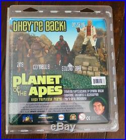 Planet Of The Apes Diamond Toys Retro Figures