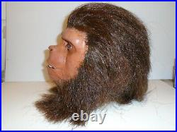 Planet Of The Apes Display Bust Prop Makeup