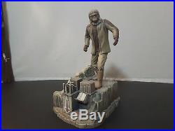 Planet Of The Apes Dr. Zaius Model Professional Build & Paint