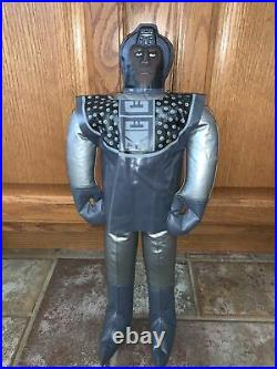 Planet Of The Apes General Urko Inflatable Ideal 1970's Rare Vintage Pota