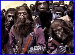 Planet Of The Apes Gorilla Ammo Belt Bandoleer Original Prop Sic Fi Alien Star