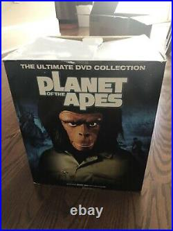 Planet Of The Apes Limited Edition The Ultimate DVD Collection