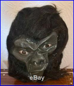 Planet Of The Apes Original Face Mask Prop From The 1974 Cbs Tv Series