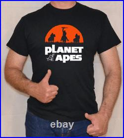 Planet Of The Apes, Retro, Sci Fi, Vintage, Classic, 70s, 80s, Fun, T Shirt