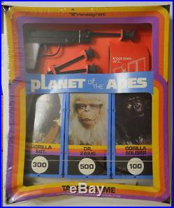 Planet Of The Apes TARGET GAME 1967 FACTORY SEALED Transogram MIP Rare