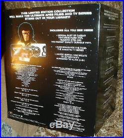 Planet Of The Apes The Ultimate 14 DVD Limited Collection, New & Sealed, Bust, Rare