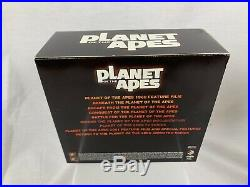 Planet Of The Apes Ultimate Collectors Edition 12 DVD VERY RARE 2008