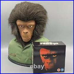 Planet Of The Apes Ultimate Collectors Edition Bust 14 DVD Box Set UK Rare