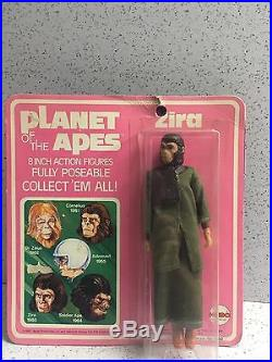 Planet Of The Apes ZIRA MEGO VINTAGE 1973 8 Action Figure NRFB MIB MIP MOC