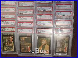 Planet Of The Apes (a & Bc) Full Psa Set