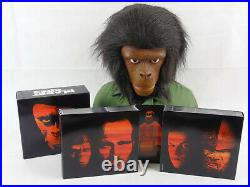 Planet Of the Apes Limited Edition Collector's Item Boxed Complete Series 08512