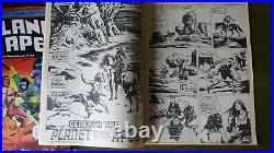 Planet Of the Apes comic UK Complete set of 1 50