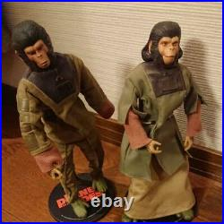 Planet of the Apes 12 inches Figure Lot of 2 Set