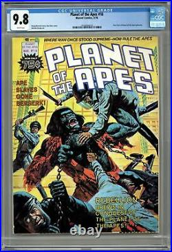 Planet of the Apes #18 CGC 9.8 1976 1618354013