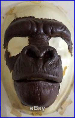 Planet of the Apes 1968 Face Appliance movie prop screen used