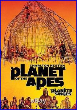 Planet of the Apes 1968 NEW DVD Charlton Heston