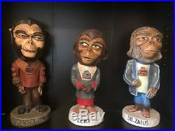 Planet of the Apes 1973 Tuscany Statues
