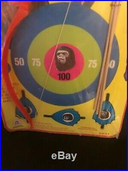 Planet of the Apes 1974 Archery Set by H. G. Toys Inc