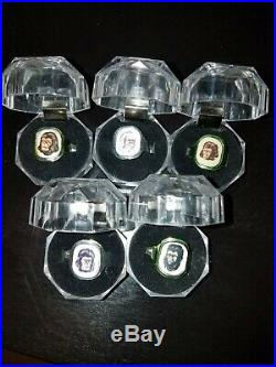 Planet of the Apes 1974 British Ring Set