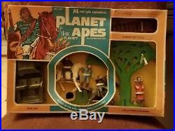 Planet of the Apes 19974 Multiple Toymakers Playset