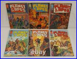 Planet of the Apes #1-29 Complete Set Comic Lot Full Run Marvel Curtis Magazine
