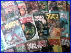 Planet of the Apes 1-29 Curtis / Marvel US comic magazine set