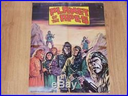 Planet of the Apes #1 to #87 Marvel UK 1974 Full Set Incls Poster