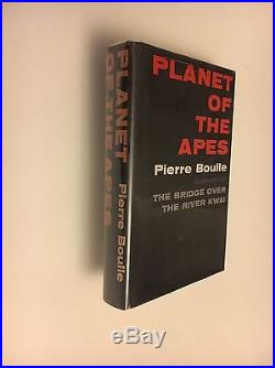 Planet of the Apes, 1st Edition, Pierre Boulle, 60s, Film, Science Fiction