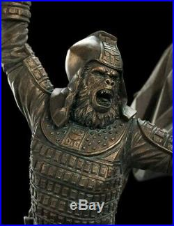 Planet of the Apes 20 Statue figure General Ursus Weta Limited Edition 500