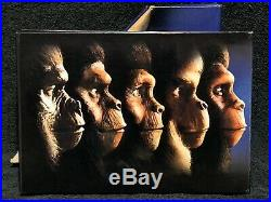 Planet of the Apes 40 Year Evolution 5 disc Blu-ray box set with book