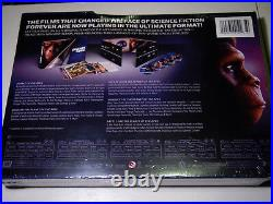 Planet of the Apes 40-Year Evolution Collection Blu-ray BRAND NEW