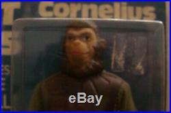 Planet of the Apes 8 inch action figure MEGO CORNELIUS mint figure 1973 vintage